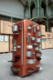 ดีไซน์สุดเจ๋งตู้เย็นยุค 50's!!!