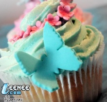 Cup Cakes น่ากิ๊น น่ากิน!! #2