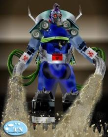 หุ่นยนต์สุดเจ๋ง!?2