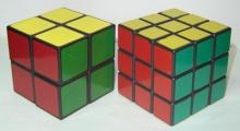 Rubik_รูปแบบต่างๆค่ะ