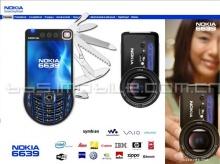 โอ้ว..สุดยอด.! ใช่มือถือมั้ยนี่...Nokia 6639