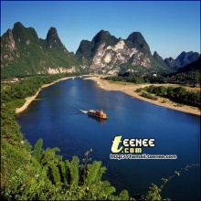 มหัศจรรย์ วิวธรรมชาติ จากเมืองจีน (ตอนที่ 2 ท่องธารา)