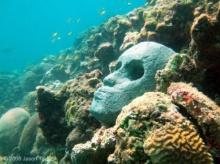 ประติมากรรมหุ่นใต้น้ำ 1