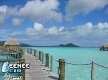 เกาะสวาท หาดสวรรค์ Bora Bora