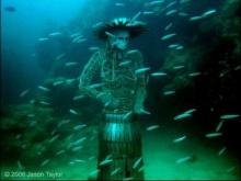 ประติมากรรมหุ่นใต้น้ำ 2