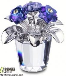 Flower Crystal Swarovski