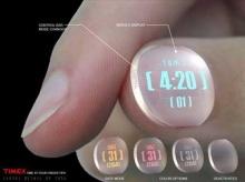 เทคโนโลยีทำโลกช็อก!=[]= timex นาฬิกาติดเล็บ