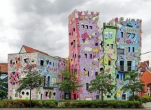 ศิลปะแบบ ตึก ตึก