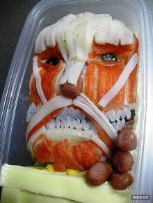 ผ่าพิภพไททัน Attack On Titan บนอาหาร ฮิตจริงๆ