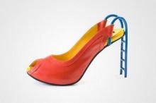 รองเท้าส้นสูง ไอเดียแปลก !!