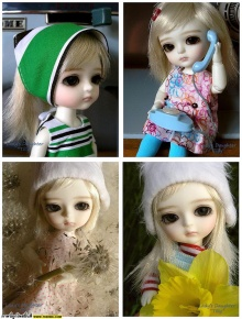 ตุ๊กตา Lumi น่ารักจัง