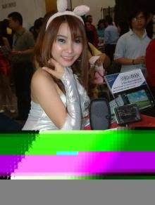 Pretty สาวๆ ในงาน Motor Expo 2007  (2)