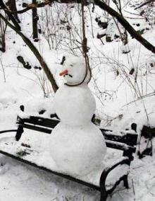 ถ้าคุณเบื่อ..Snowman แบบเดิมๆ..!!