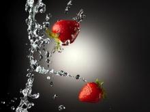 Strawberry....
