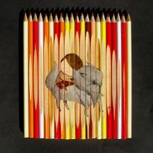Pencil Art..!!