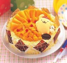 เค้กอะไรเนี่ยน่ากินจัง!!!