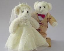 ตุ๊กตาหมีคู่รัก