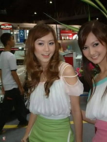 Pretty สาวๆ ในงาน Motor Expo 2007 (3)