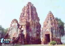 ปราสาทหินของไทย