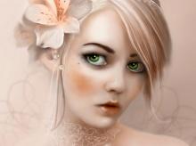 Fatasy CG Girl