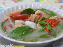 อาหารไทยค่ะ