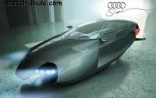 Audi Shark รถต้นแบบ