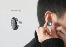 ต่างหู Bluetooth ไฮเทค สุดๆ