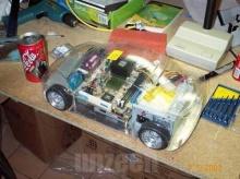 CPU in a Car