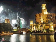 ว้าว!!ทำไมพลุที่ Dubai สวยจัง!! (2)