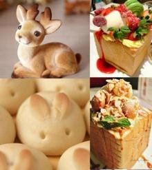 ศิลปะบนขนมปัง ใครจะกินลง