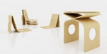 Cardboard Furniture..!!