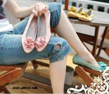 แฟชั่นรองเท้าสวย ๆ จากเกาหลี
