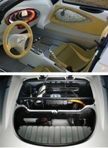 Underwater scuba car