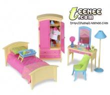 สุดเก๋! ห้องนอนของบาร์บี้