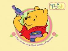 Winnie the Pooh...!!!!