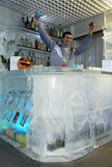 อากาศร้อน..ไปเที่ยว Ice Bar กัน..!!