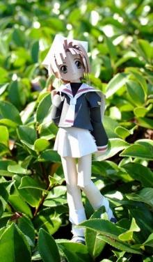 ตุ๊กตากระดาษ แบบญี่ปุ่น น่ารักสุดๆ