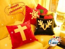 โอ้วว..!! สุดยอด  หมอนคริสต์มาส