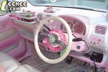 รถคิตตี้แบบแฟนพันธ์แท้ น่ารักสุดยอด