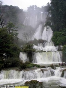 10 อันดับ น้ำตกที่สวยที่สุดในไทย
