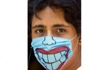 หน้ากากสวยๆ ป้องกันไข้หวัดแม็กซิโก