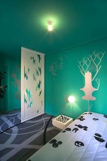ห้องนอน เรียบหรู สไตล์ โมเดิร์น(1)
