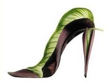 ~ รองเท้าดอกไม้..ง๊าม งาม ~ (2)