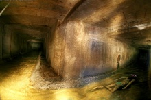 Moscow Underground Tunnels (HDR)