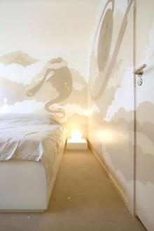 ห้องนอน เรียบหรู สไตล์ โมเดิร์น(2)