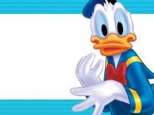 Donald Duck..!!!