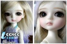 Lumi doll สาวน้อยตาโต แก้มป่อง