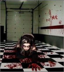 Blood Art..!!