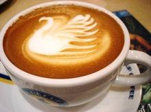 Art  บนกาแฟ