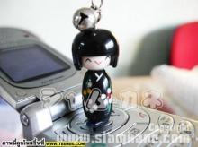 ตุ๊กตาเด็กญี่ปุ่นห้อยโทรศัพท์